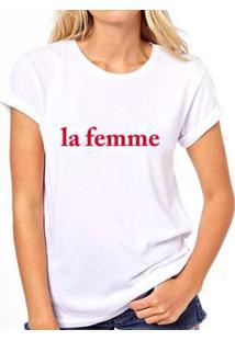 Camiseta Coolest La Femme Feminina - Feminino