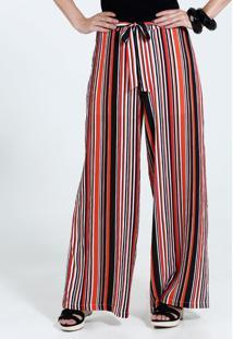e3a6da975 ... Calça Feminina Pantalona Listrada Marisa