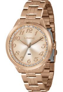 Relógio Lince Feminino Lrr4440Lr2Rx