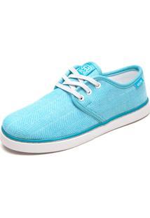 Tênis Hocks Del Mar Slim Azul