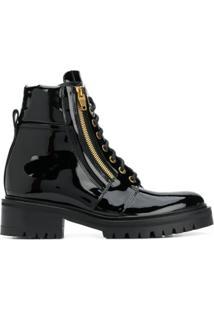 Balmain Ankle Boot Ranger - Preto