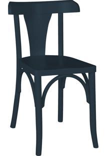 Cadeiras Para Cozinha Felice 78,5 Cm 415 Azul Noite - Maxima
