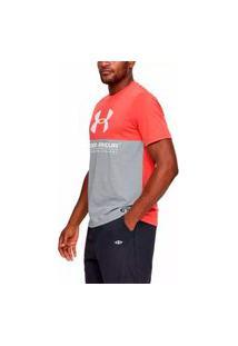 Camiseta Under Armour Performance Apparel Ss