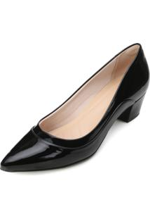 Scarpin Lady Queen Am18-41004 Preto