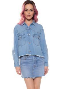Camisa Jeans Levis Addison - Xs