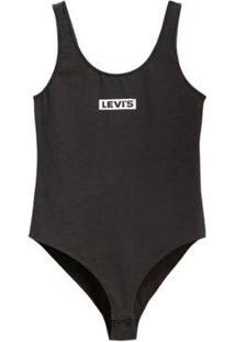 Body Levis Logo - Feminino