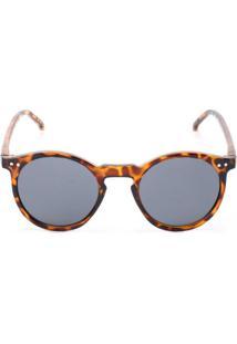Óculos De Sol Ray Flector Vtg596 Onça