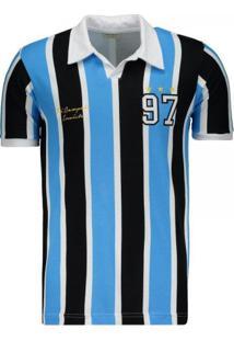 Camiseta Masculina Tricolor 1997 Retrô Mania