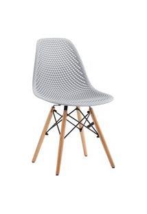 Cadeira Eloa Cinza Rivatti