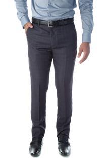Calça 5560 Social Chumbo Traymon Modelagem Slim
