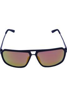 Óculos De Sol Khatto Fusion Basic Preto