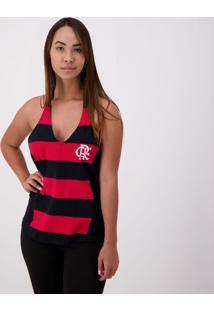Regata Flamengo React Feminina