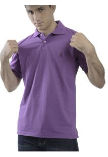 Polo Therelli Joy Roxo