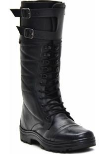 Bota Militar Atron Shoes Polícia - Masculino