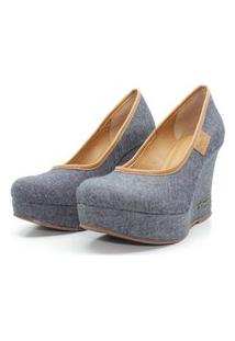 Scarpin Barth Shoes Land Sl Jeans - Jeans