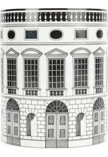 Fornasetti Vela 'Architettura' - Branco