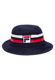 Chapéu Masculino Bucket - Azul