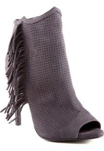 Open Boot - Cinza Escuro - Salto: 9,8Cmschutz