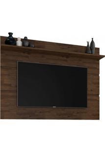 Painel Para Tv Até 70 Polegadas Vivare Móveis Germai Rustic