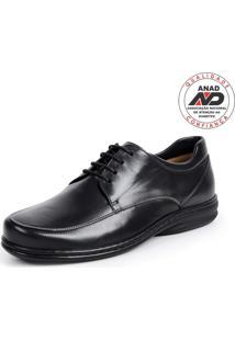 Sapato Opananken Masculino Zen Preto