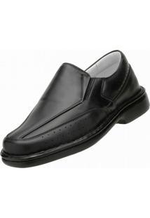 Sapato Social Carrijo Conforto Preto