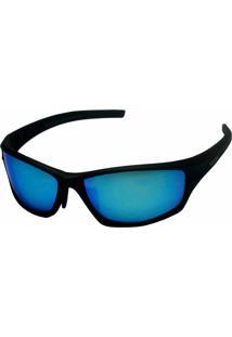 Óculos De Sol Izaker Esporte Azul 703