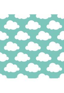 Papel Adesivo Sunset Adesivos De Parede Infantil Nuvens - Rolo 6,00 X0,50 M