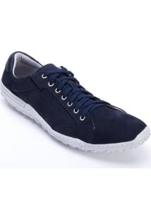 Sapatênis Alex Shoes By Franca Way - Masculino-Marinho