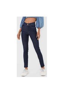 Calça Jeans Malwee Skinny Lisa Azul
