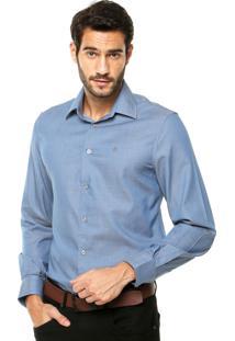 Camisa Forum New Fred Poás Azul