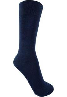 Meia Lupo Sportwear 1725-001 - Masculino-Marinho