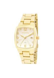 Relógio Technos Feminino Classic Dourado Analógico 2015Caf4K