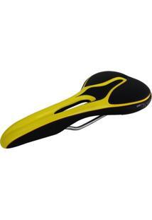 Selim-Banco Bicicleta Velo Senso Sport /Amarelo - Unissex