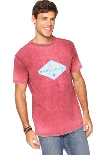Camiseta Hang Loose Sterling Rosa