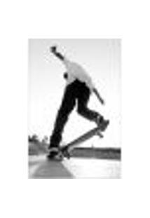 Painel Adesivo De Parede - Skate - Skateboard - 1875Png