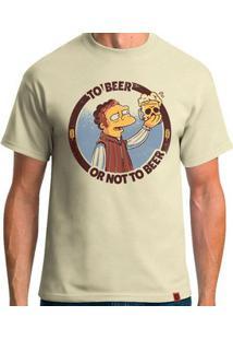 Camiseta Beer Or Not To Beer