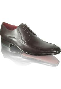 Sapato Albanese Social - Masculino-Marrom