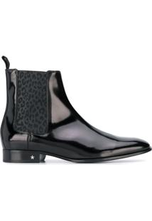 Jimmy Choo Ankle Boot Sawyer - Preto