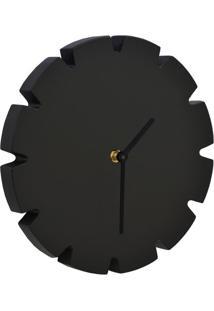 Relógio De Parede Dodeca Grafite