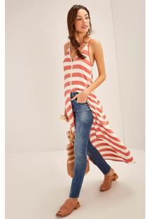 Calça Jeans Skinny Cintura Alta Comfort Jeans