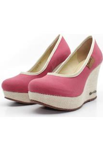 Sandália Barth Shoes Land Bordô - Kanui