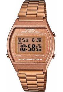 Relogio Casio - B640Wc-5Adf - Feminino-Rosa