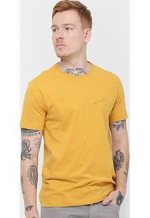Camiseta Redley Coqueiro Costas - Masculino