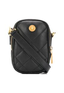 Versace Mini Crossbody Bag - Preto
