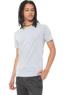Camiseta Iódice Básica Cinza