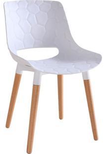 Cadeira Eliane Branca Rivatti Móveis