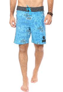 Bermuda Água Hang Loose Trendy Azul