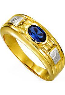 Anel De Formatura Em Ouro 18Kl750 - An9996