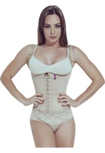 Corselet Modelador - Chocolate - Kanui