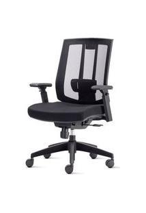 Cadeira Song Diretor Base Nylon Piramidal - 54201 54201